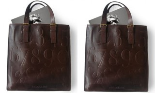 Cole Haan Leather Tote Bag for Assouline