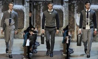 Dunhill Autumn 2009 Man Collection