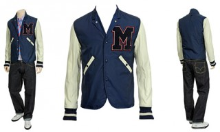 Junya Wantanabe Letterman Jacket