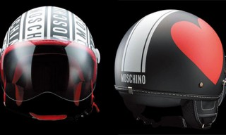 Moschino Helmets for Spring 2009