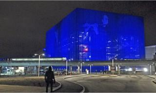 Jean Nouvel's Copenhagen Concert Hall
