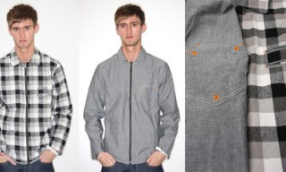 Stansfield Reversible Shirt