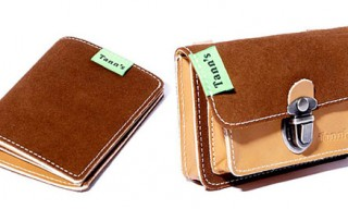 Tann's Leather Goods for Spring/Summer 2009