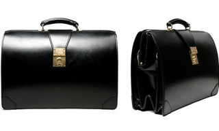 Thom Browne Attache Briefcase