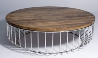 Wired Coffee Table