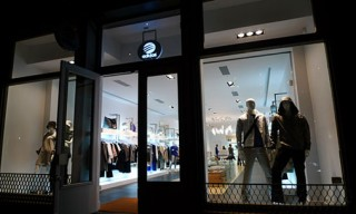First Look At adidas SLVR SOHO NYC Store