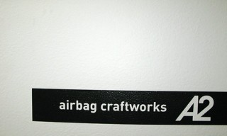 Airbag Craftworks Fall/Winter 2009 Bags