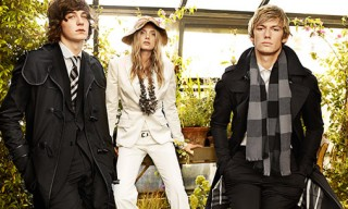 Burberry Spring 2009 Campaign