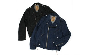 Edifice for Schott Denim Jacket