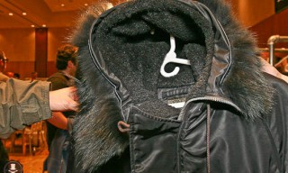 "Capsule Show LV | Buzz Rickson ""William Gibson"" Parka"