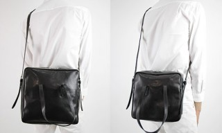 Lad Musician Leather Satchels for Spring/Summer 2009