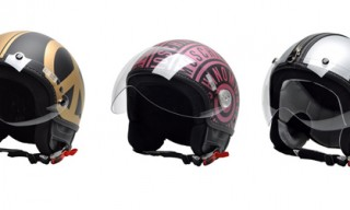 Moschino Motorcycle Helmets