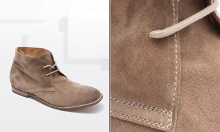 Officine Creative Desert Boots