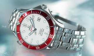 Omega Seamaster Diver Watch for Vancouver 2010