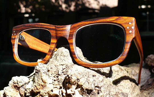 urban spectacles wood eyeglass frames highsnobiety - Wood Frame Glasses