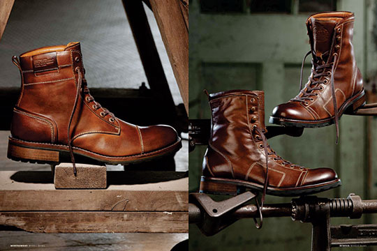 Wolverine Boot Heritage Collection