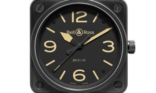 Bell & Ross Instrument BR 01-92 Heritage Watch