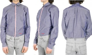 DSQUARED Chambray Selvedge Shirt