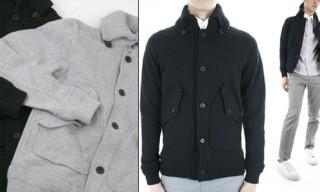 Edifice Jersey Jacket