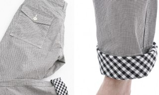 Journal Standard Check/Gingham trousers