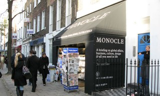 Monocle To Open 2nd Store in Los Angeles