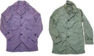 Needles Polka Dot Raincoat Jackets