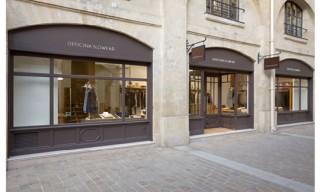 Officina Slowear Paris