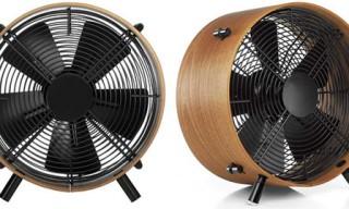 OTTO Wood Formed Fan