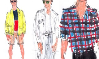 An Illustrated Look At Spring's Best Collections