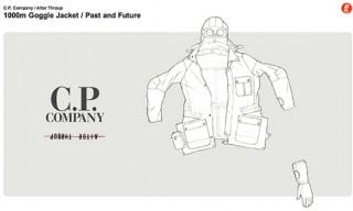 C.P. Company 1000m Mille Miglia Jacket – 20th Anniversary