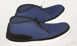 F-Troupe Chukka in Blue