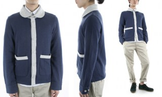 Journal Standard Jersey Cardigan