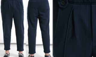 Mjolk 'Simonslouch' Trousers