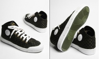 Resistance for Spring Court Sneakers