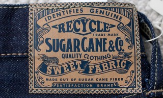 Sugar Cane Recycled Sweet Denim