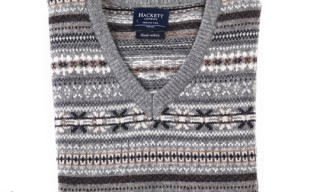 Hackett Autumn/Winter 2009 Fair Isle Jumper