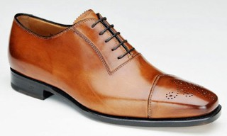 Lodger Footwear May Shoe of the Month   Italian Diamond Cap Toe