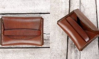 Makr Antique Ox Flap Wallet