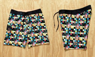 Quiksilver Diamond Dobby Board Shorts