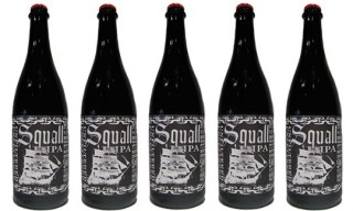 Rogues Gallery, Dogfish Head Squall IPA