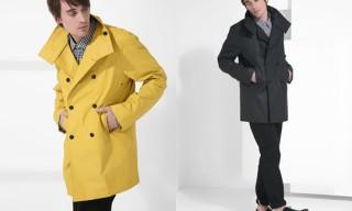 Shipley & Halmos Raincoat
