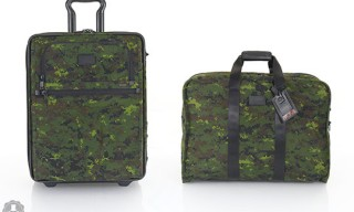 Tumi Alpha Collection Digital Camouflage Luggage