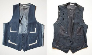 Alter Re-Constructed Men's Vests