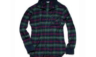 Chari & Co. for Steven Alan Cycling Shirt