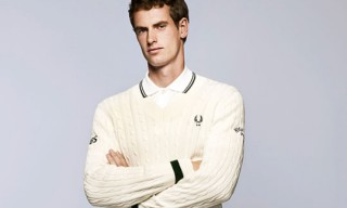 Fred Perry for Andy Murray Tennis Kit