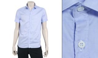 Neil Barrett Chambray Shirt