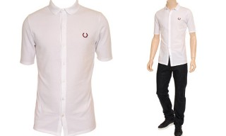 Raf Simons for Fred Perry Polo Shirt