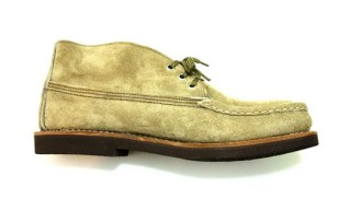 Russell Moccasin Munson's Last Moc Chukka Boots