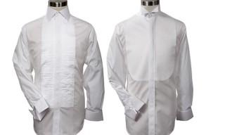 Alexander West Tuxedo Shirts