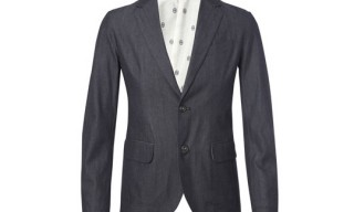 Edifice Denim Blazer